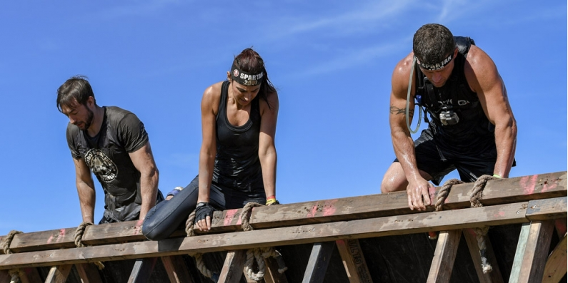 Training Tips for an Obstacle Race