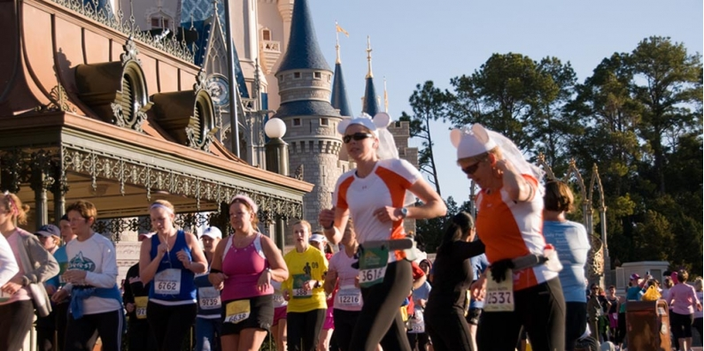 Women's Only Races Worth Competing In, Disney Half Marathon