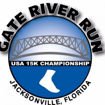 Gate River Run The Community First Thanksgiving Day is a Running race in Jacksonville, Florida consisting of a Half Marathon.