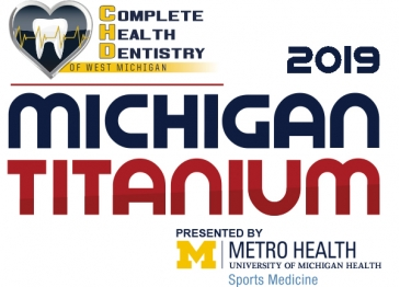 The Michigan Titanium is a Duathlon race in Grand Rapids, Michigan consisting of a Half Ironman, Half Ironman, Half Ironman, Ironman, Ironman, Obstacle/Adventure, Olympic, Olympic, Olympic, Youth/Kids, Youth/Kids.