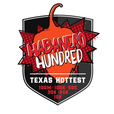 Habanero Hundred The Blazing 7s Trail Run is a Running race in Cat Spring, Texas consisting of a 100K, 10K Trail Run, 25K, 50K Trail Run.