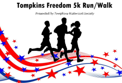 Tompkins Freedom 5K Review