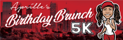 Aprille's Birthday Brunch 5K Review