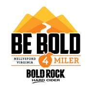 BE BOLD 4 Miler The Blue Ridge Burn is a Running race in Arrington, Virginia consisting of a 10K, 5K Trail Run.
