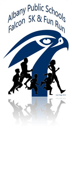 The Falcon 5K is a Running race in Albany, New York consisting of a 5K.