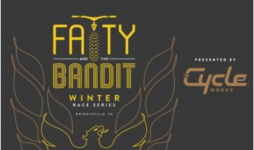 Fatty and the Bandit Winter Race #1
