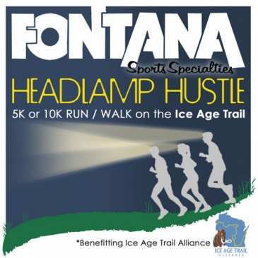 Headlamp Hustle The Black Earth 10 Mile Run is a Running race in Black Earth, Wisconsin consisting of a 10 Miles, 2 Miles.