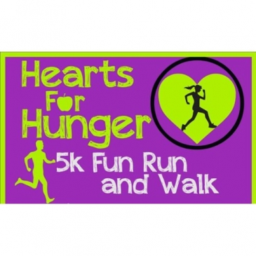 Hearts for Hunger 5K
