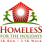 Homeless For The Holidays 5K