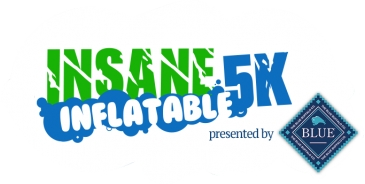 RaceThread.com Insane Inflatable 5K - Sacramento, CA