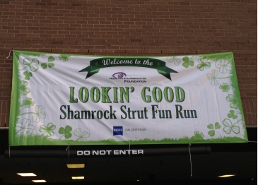 RaceThread.com Lookin' Good Shamrock Strut