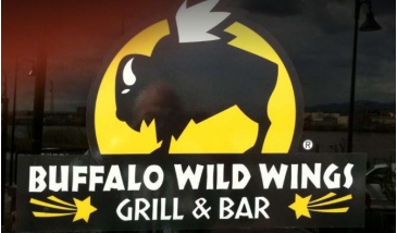 New Year's Day 5K At Buffalo Wild Wings In Clearwater