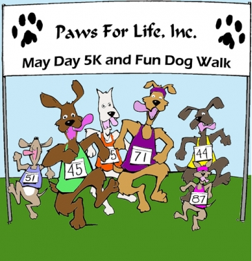Paws for Life 5K Trail Run The Pain in The 5K is a Running race in Chesapeake City, Maryland consisting of a 5K.