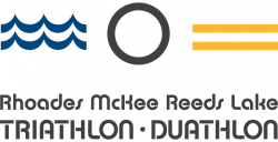 The Rhoades McKee Reeds Lake Triathlon/Duathlon is a Aquabike race in Grand Rapids, Michigan consisting of a Swim 750 Meters/Bike 15 Miles.