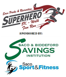 Saco Parks and Recreation Superhero 5K