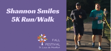 Shannon Smiles 5K The Fishers YMCA Wishbone 5K is a Running race in Fishers, Indiana consisting of a 5K.