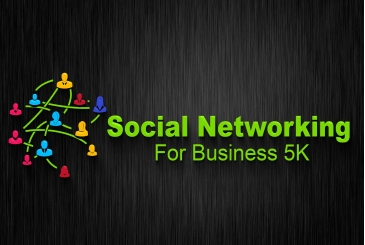Social Networking For Business 5K