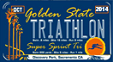 RaceThread.com The Golden State Triathlon