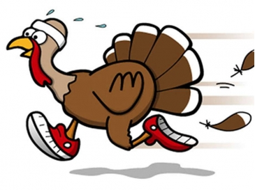 The Wildcat Turkey Trot is a Running race in Carnegie, Oklahoma consisting of a 5K.