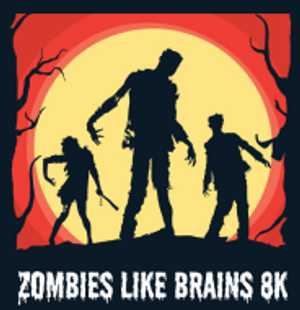 Zombies Like Brains 8K
