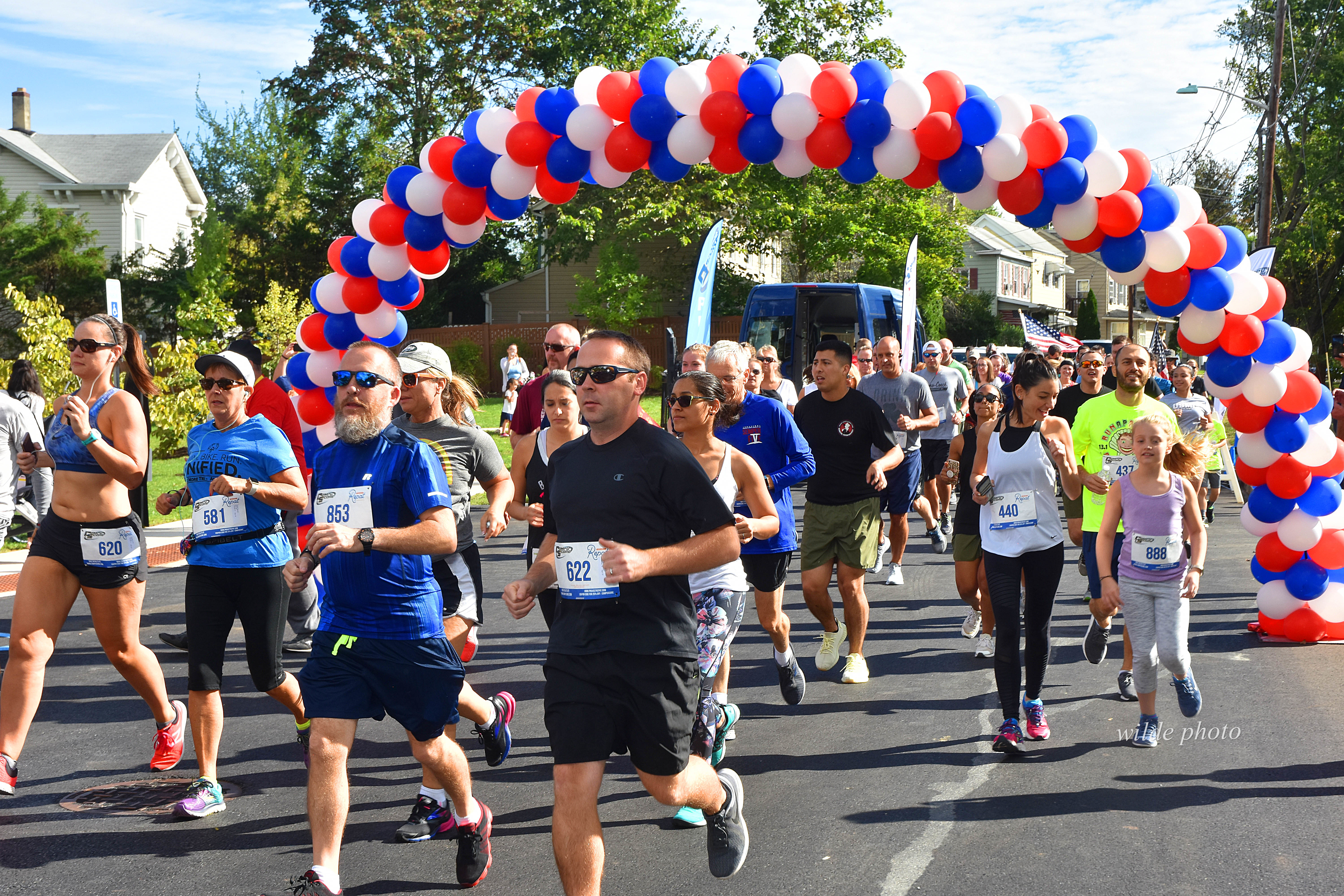 The Manila Madness 5K is a Running race in Raritan, New Jersey consisting of a 5K.