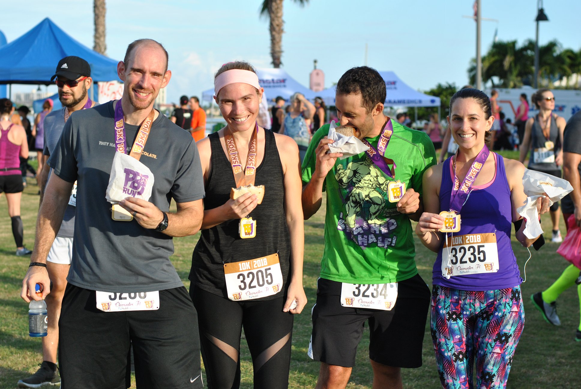Pb J Run Clearwater Florida Running