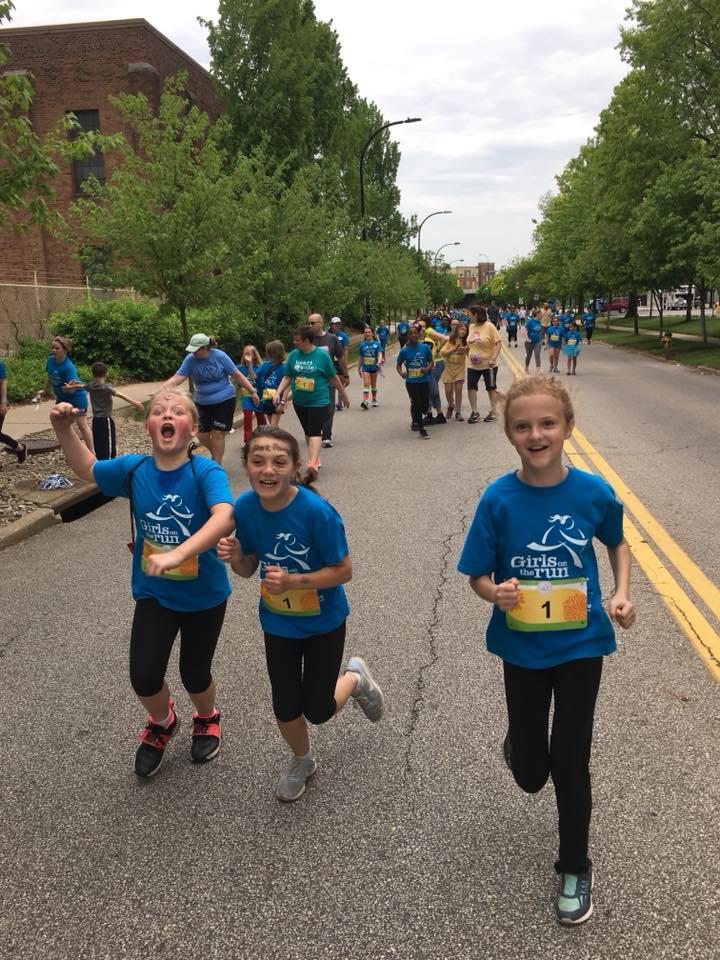 Girls on the Run Northeast Ohio 5k | Running | Cleveland, Ohio