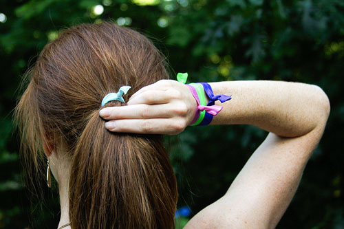 On-The-Go Hair Bands by Active Accessories