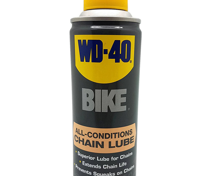 WD40 Bike Chain Lube